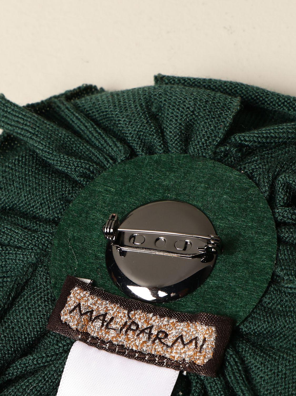 Broches Maliparmi: Broches mujer Maliparmi verde 2