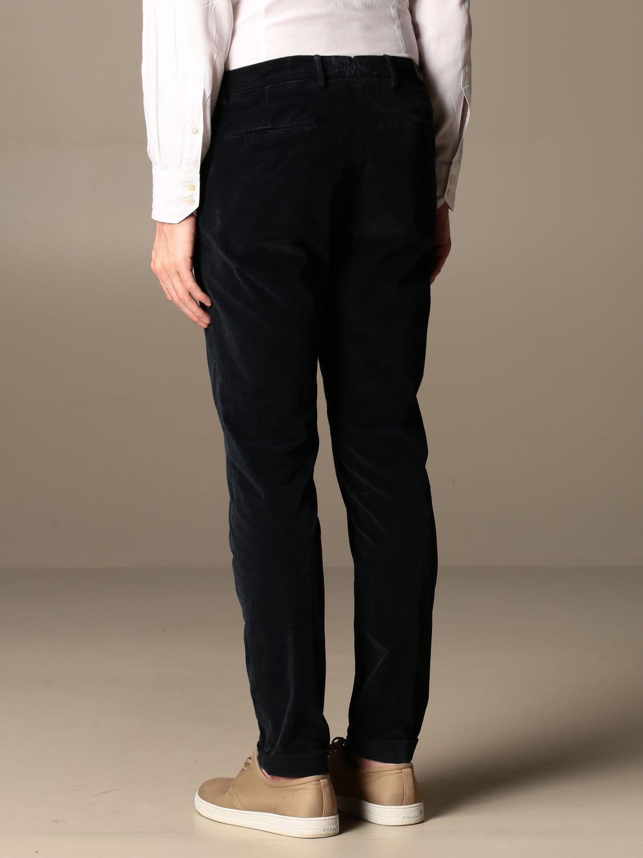 Trousers Briglia: Trousers men Briglia blue 2