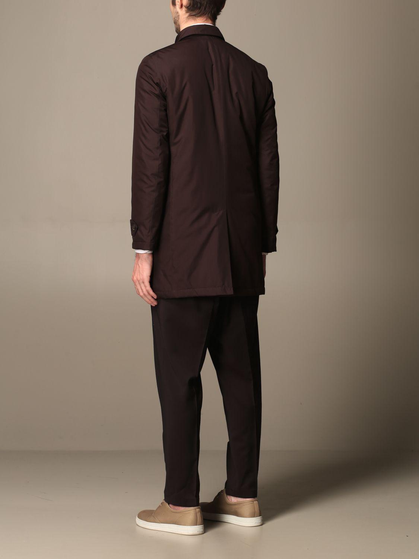 Cappotto Havana & Co.: Cappotto di nylon Havana & Co. marrone 2
