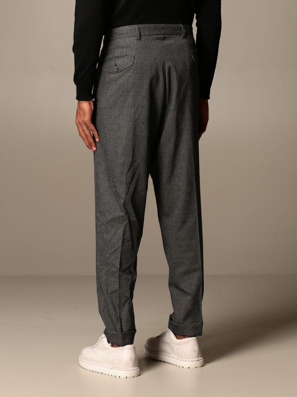 Pantalone Havana & Co.: Pantalone Havana & Co. con cavallo basso nero 2