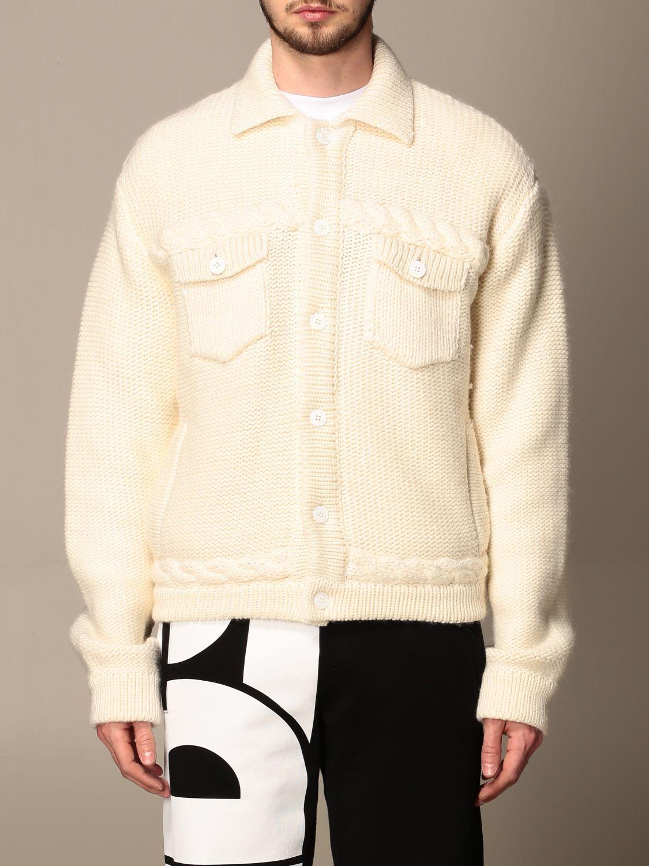 Jacket Gcds: Jacket men Gcds white 1