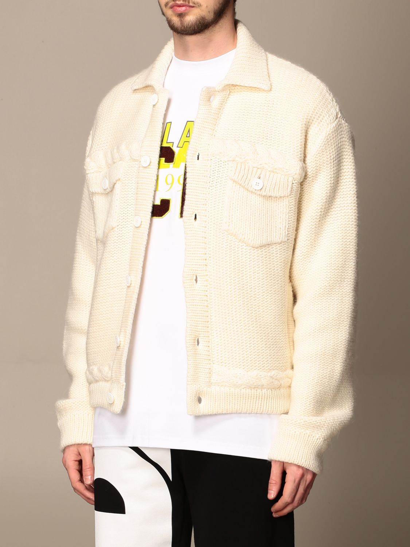 Jacket Gcds: Jacket men Gcds white 3