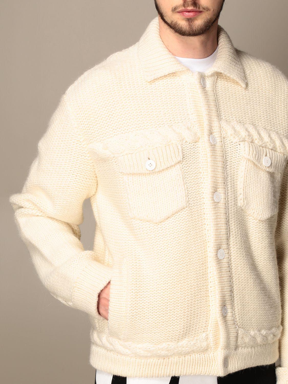 Jacket Gcds: Jacket men Gcds white 4