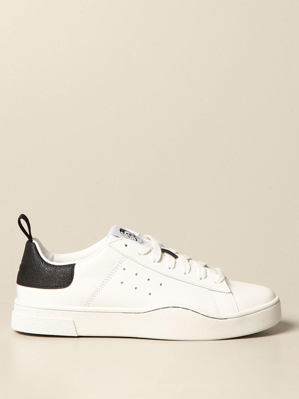 Спортивная обувь Diesel: Обувь Мужское Diesel белый 1