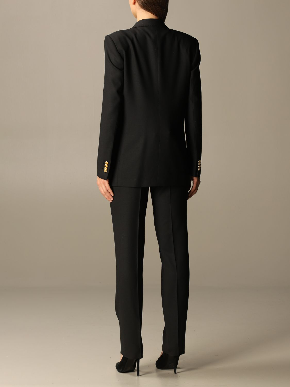 Anzug Tagliatore: Anzug damen Tagliatore schwarz 3