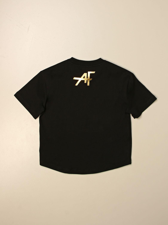 Camisetas Alberta Ferretti Junior: Camisetas niños Alberta Ferretti Junior negro 2