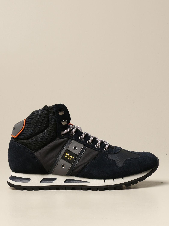 Sneakers Blauer: Boots men Blauer blue 1