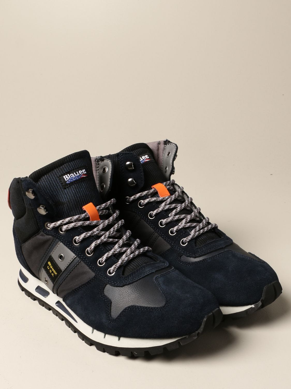 Sneakers Blauer: Boots men Blauer blue 2