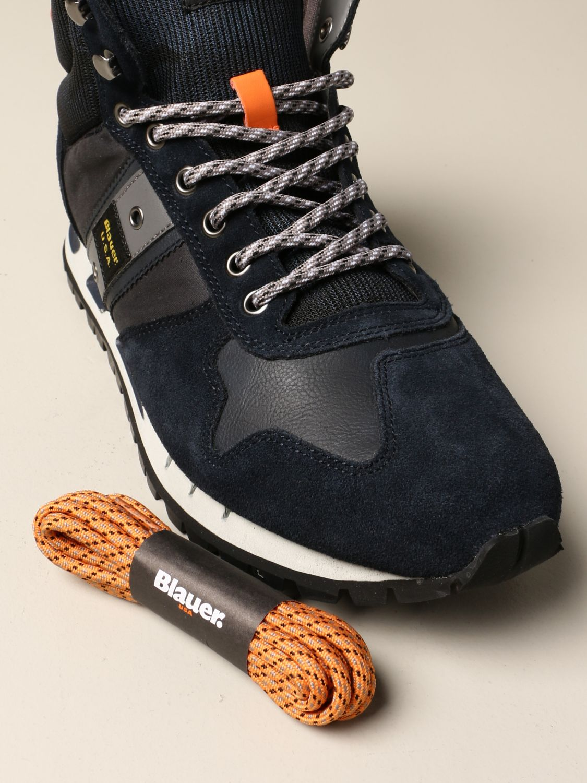 Sneakers Blauer: Boots men Blauer blue 4