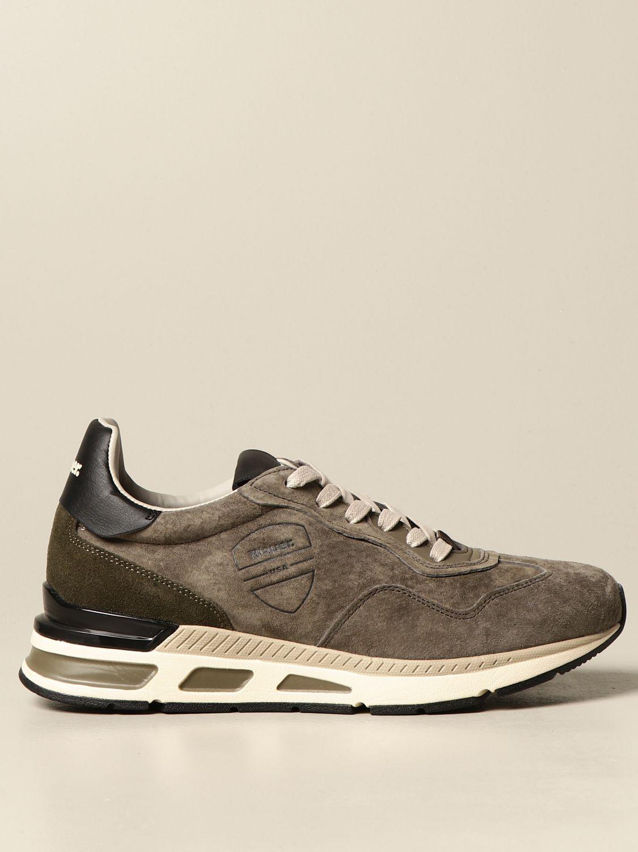 Sneakers Blauer: Sneakers men Blauer grey 1