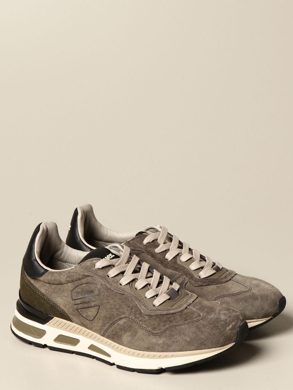 Sneakers Blauer: Sneakers men Blauer grey 2