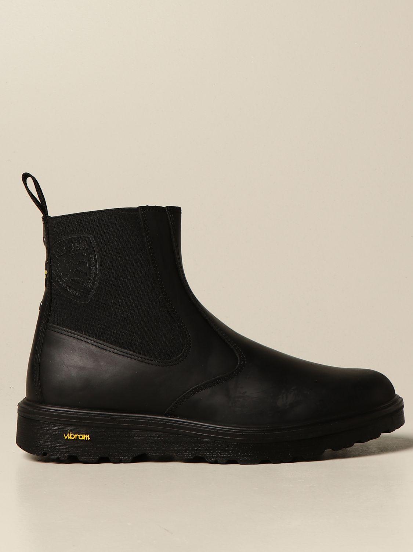 Boots Blauer: Boots men Blauer black 1