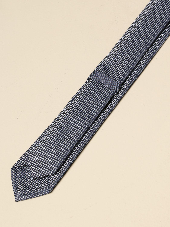 Corbata Boss: Corbata hombre Boss azul oscuro 2