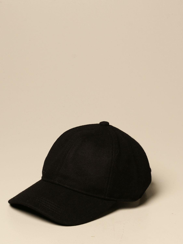 Hat Barbour: Barbour basic baseball hat black 1