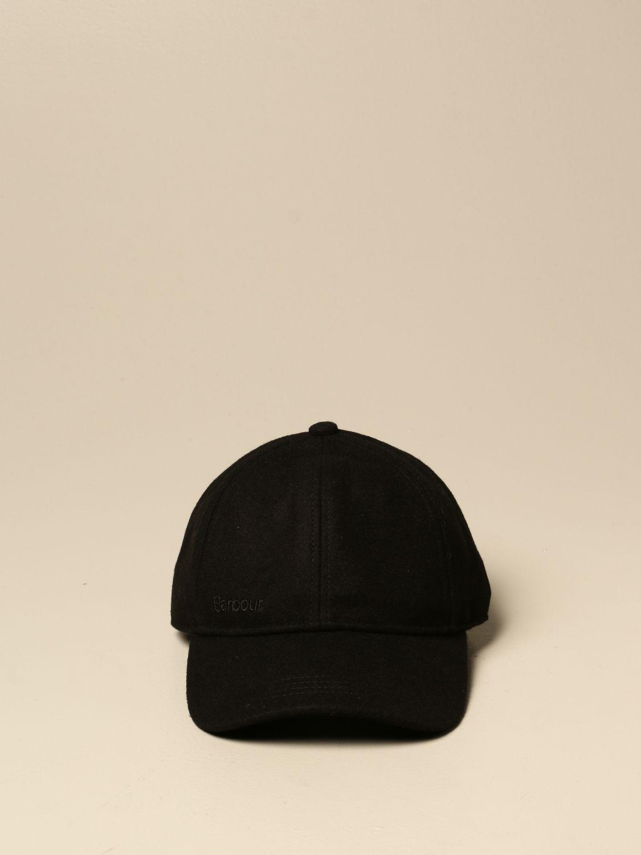 Hat Barbour: Barbour basic baseball hat black 2