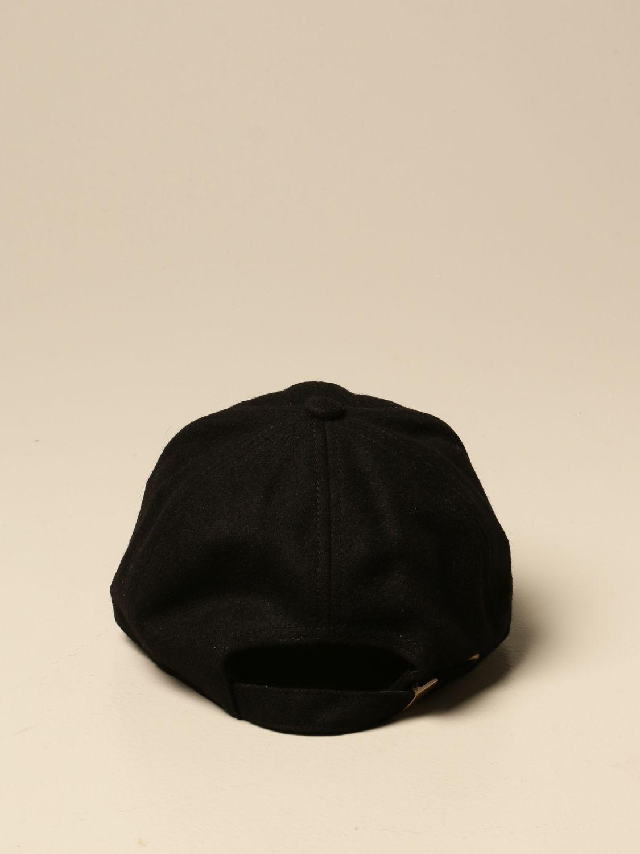 Hat Barbour: Barbour basic baseball hat black 3