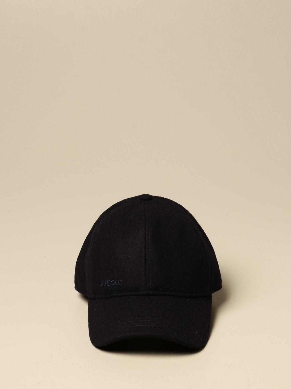 Hat Barbour: Hat men Barbour blue 2