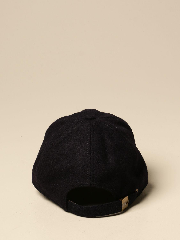 Hat Barbour: Hat men Barbour blue 3