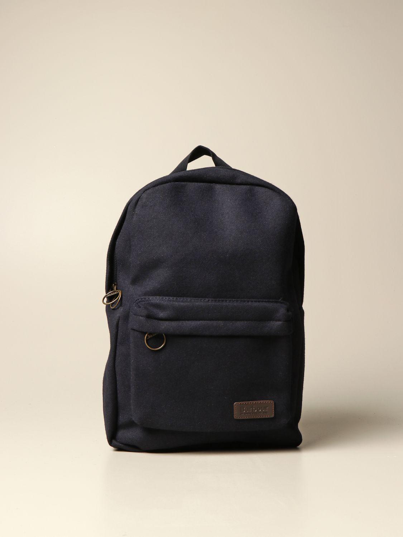 Backpack Barbour: Backpack men Barbour blue 1