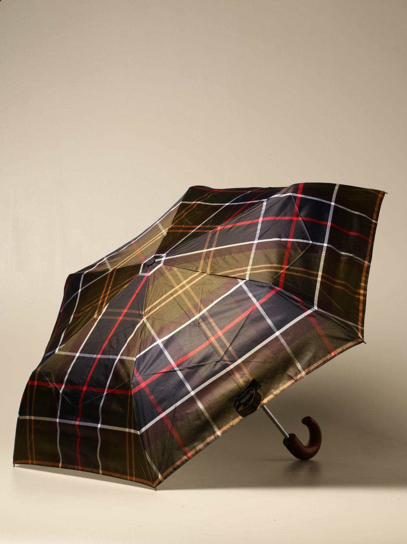 Umbrella Barbour: Umbrella men Barbour green 2