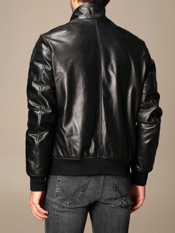 Veste Blauer: Manteau homme Blauer noir 2