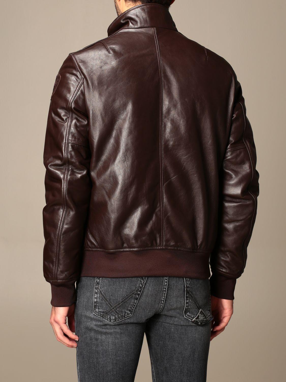 Jacket Blauer: Coat men Blauer brown 2