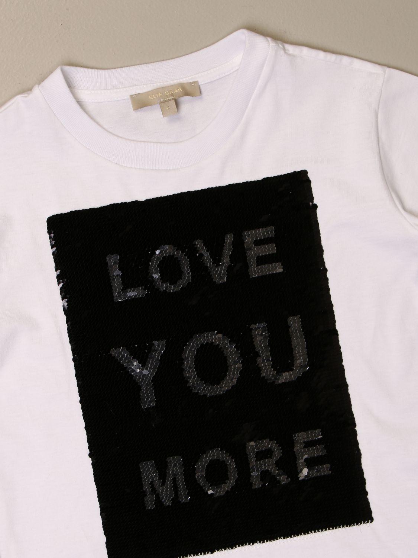 Camisetas Elie Saab: Camisetas niños Elie Saab nata 3