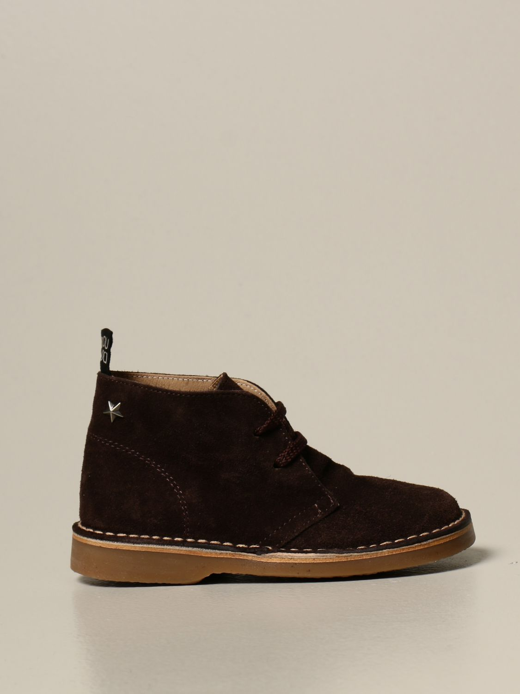 Shoes Douuod: Shoes kids Douuod brown 1