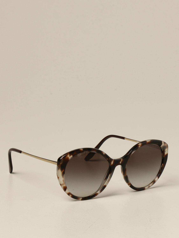 mano triángulo Aplicar  Gafas mujer Prada | Gafas Prada Mujer Marrón | Gafas Prada SPR 18X Giglio ES