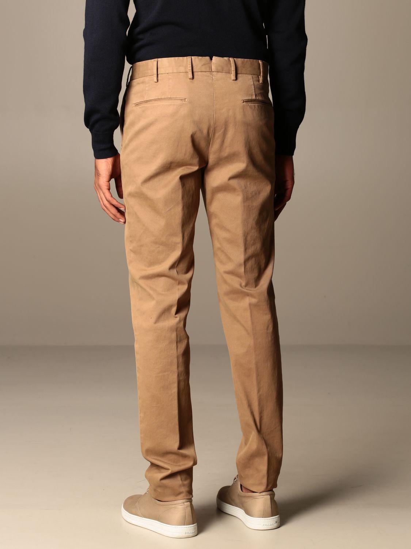Trousers Incotex: Trousers men Incotex beige 2