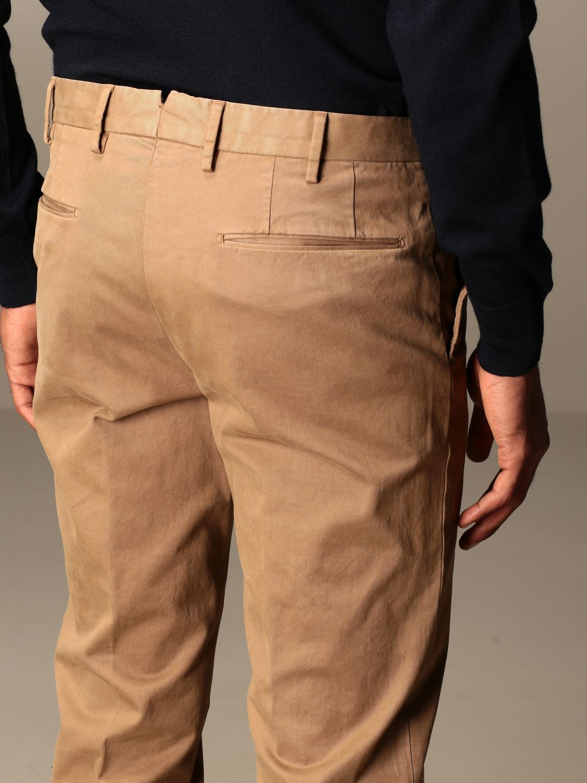 Trousers Incotex: Trousers men Incotex beige 3