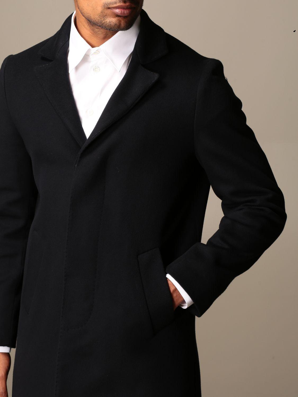 Coat Brian Dales: Coat men Brian Dales blue 3