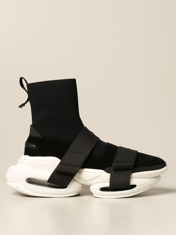 Sneakers Balmain: Sneakers uomo Balmain fantasia 1