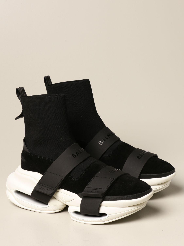 Sneakers Balmain: Sneakers uomo Balmain fantasia 2