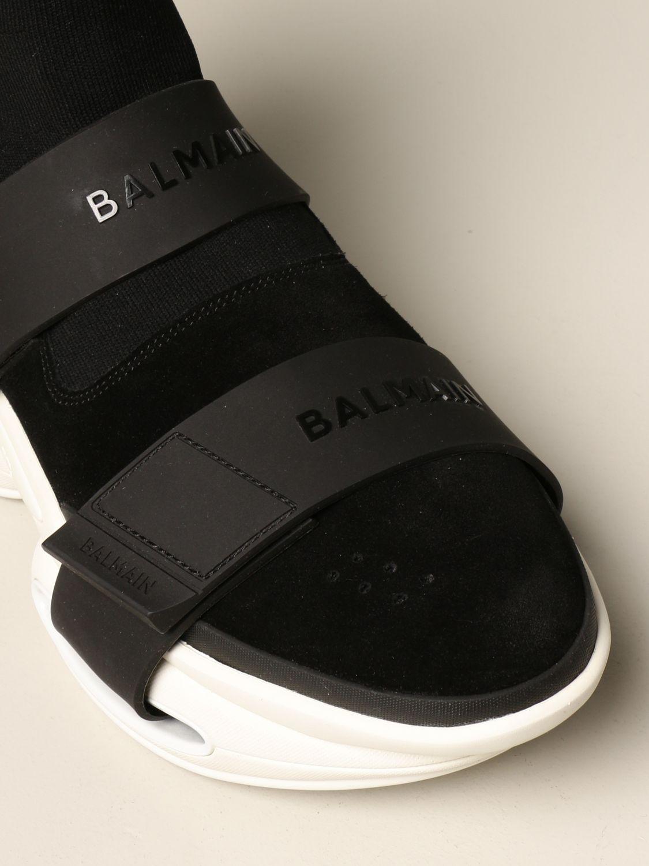Sneakers Balmain: Sneakers uomo Balmain fantasia 4