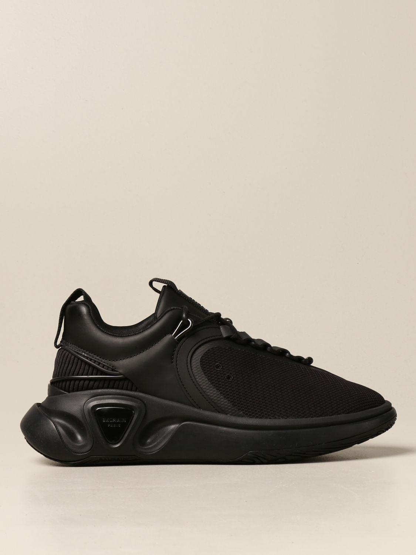 Sneakers Balmain: Sneakers uomo Balmain nero 1