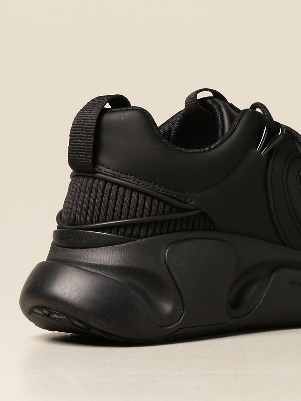 Sneakers Balmain: Sneakers uomo Balmain nero 3