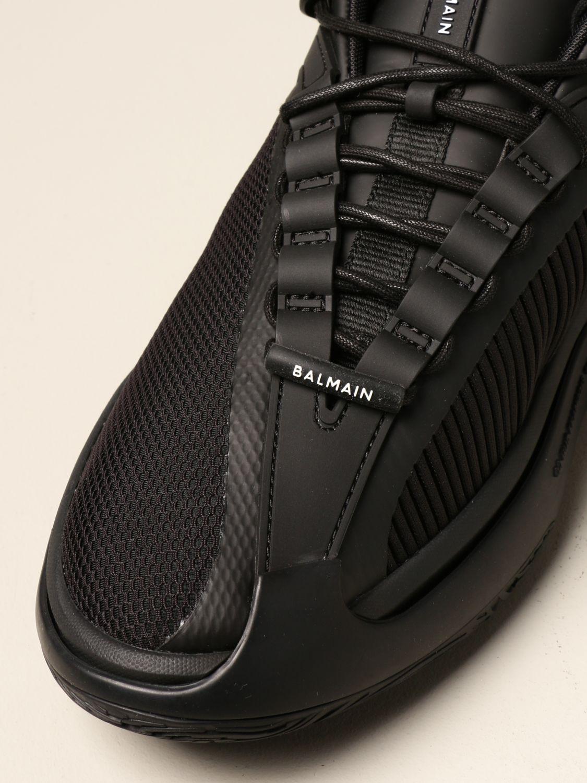 Sneakers Balmain: Sneakers uomo Balmain nero 4