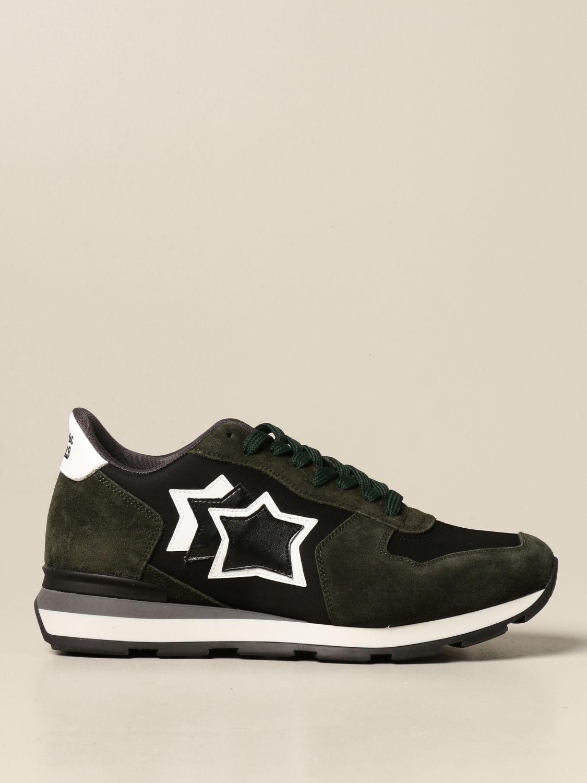 Sneakers Atlantic Stars: Sneakers men Atlantic Stars green 1
