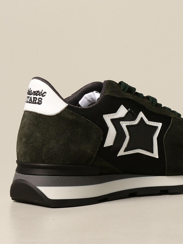 Sneakers Atlantic Stars: Sneakers men Atlantic Stars green 3