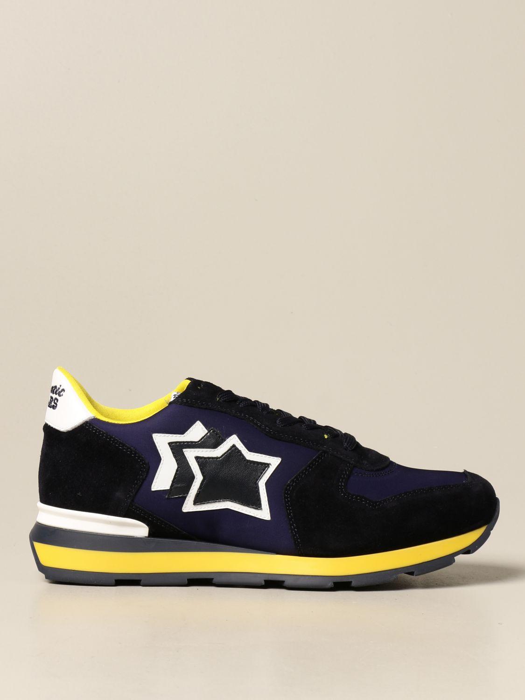 Sneakers Atlantic Stars: Sneakers men Atlantic Stars blue 1