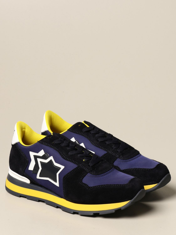 Sneakers Atlantic Stars: Sneakers men Atlantic Stars blue 2
