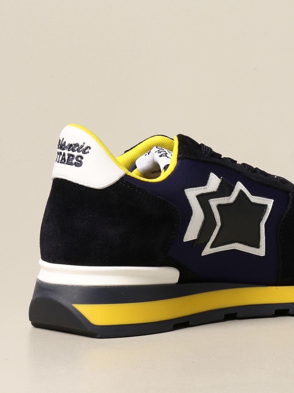 Sneakers Atlantic Stars: Sneakers men Atlantic Stars blue 3