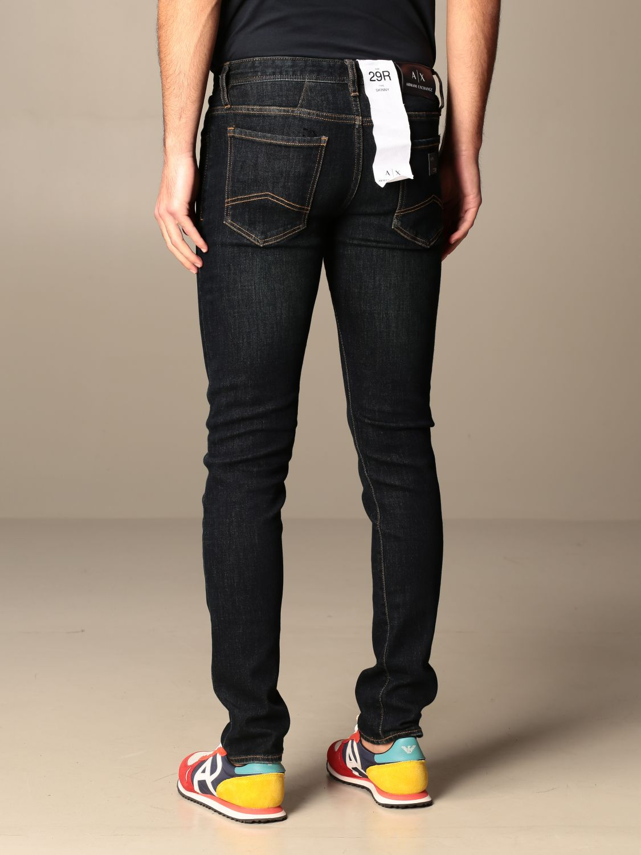 Jeans Armani Exchange: Jeans men Armani Exchange denim 2