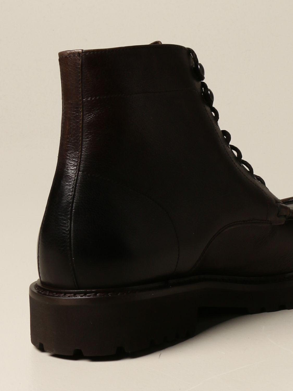 Ботинки челси Doucal's: Обувь Мужское Doucal's темный 3