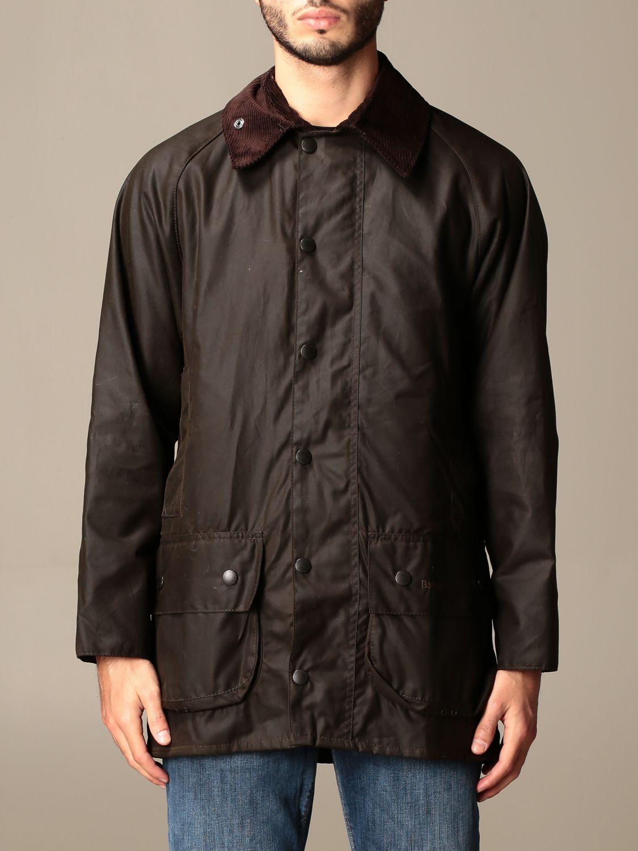 Jacket Barbour: Jacket men Barbour green 1