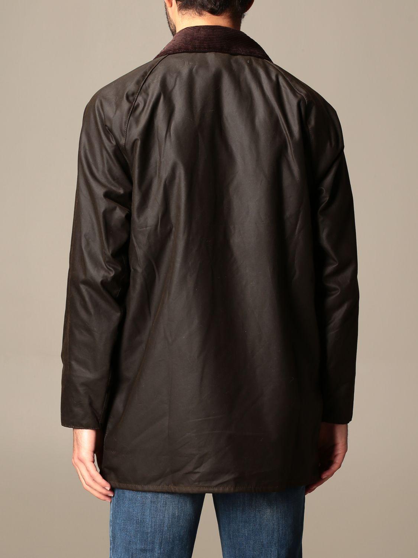 Jacket Barbour: Jacket men Barbour green 2