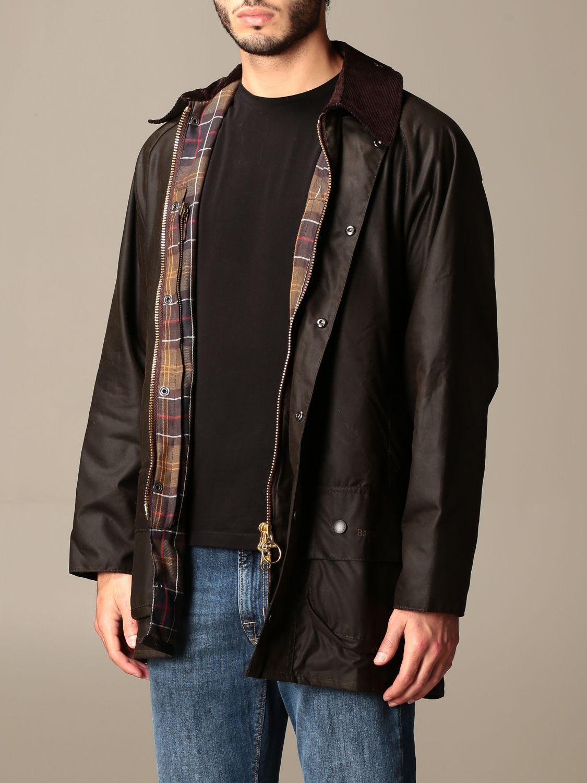 Jacket Barbour: Jacket men Barbour green 3