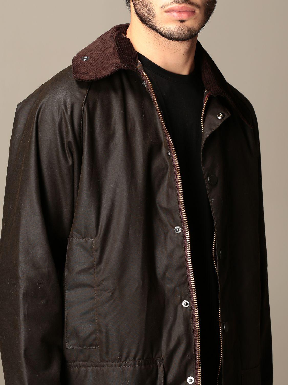 Jacket Barbour: Jacket men Barbour green 4
