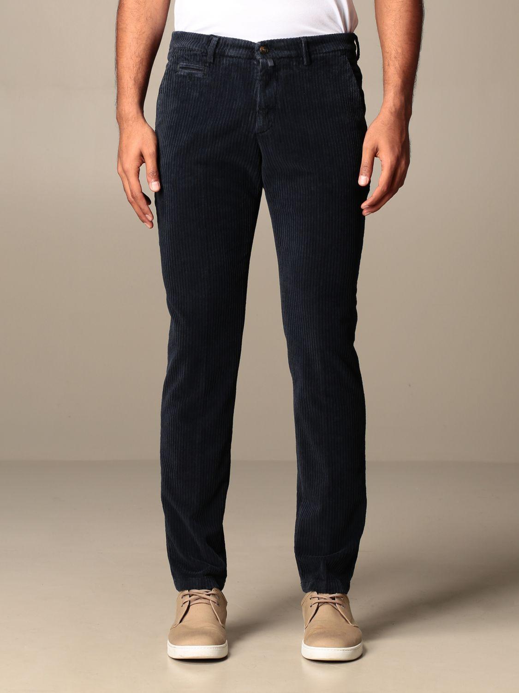 Pantalón Briglia: Pantalón hombre Briglia azul oscuro 1